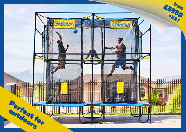 Aeroball, perfect for outdoors