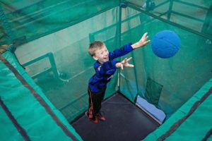 Kingswood, Aeroball, outdoor play, kids activity, basketball, learning outside the classroom